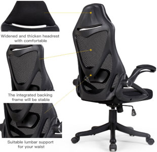 BERLMAN - Best Office Chair Under 200