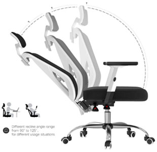 Hbada - Best Office Chair Under 200