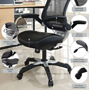 Mesh Office Chair - Best Office Chair Under 200 Dollars