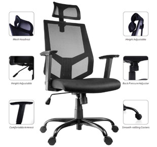 Smugdesk - Best Office Chair Under $200