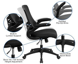 Flash Furniture - Best Office Chair Under 100