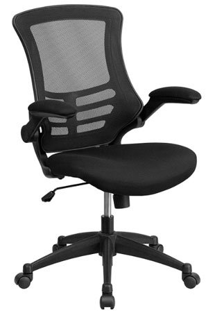 Flash Furniture - Best Office Chairs Under 100 Dollars