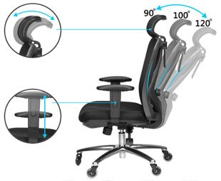 Duramont - Best Office Chair Under 300